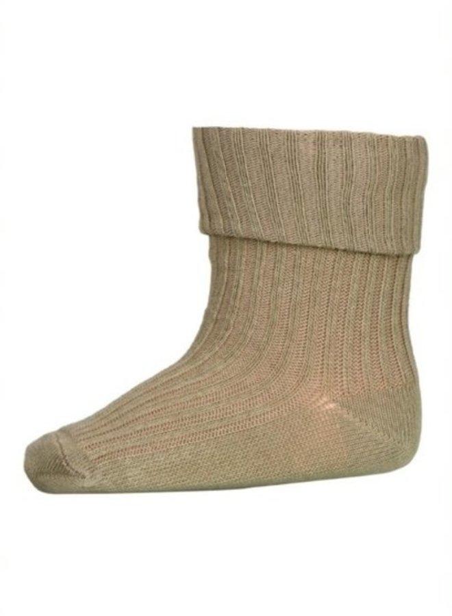 MP Denmark  cotton rib baby socks 3009
