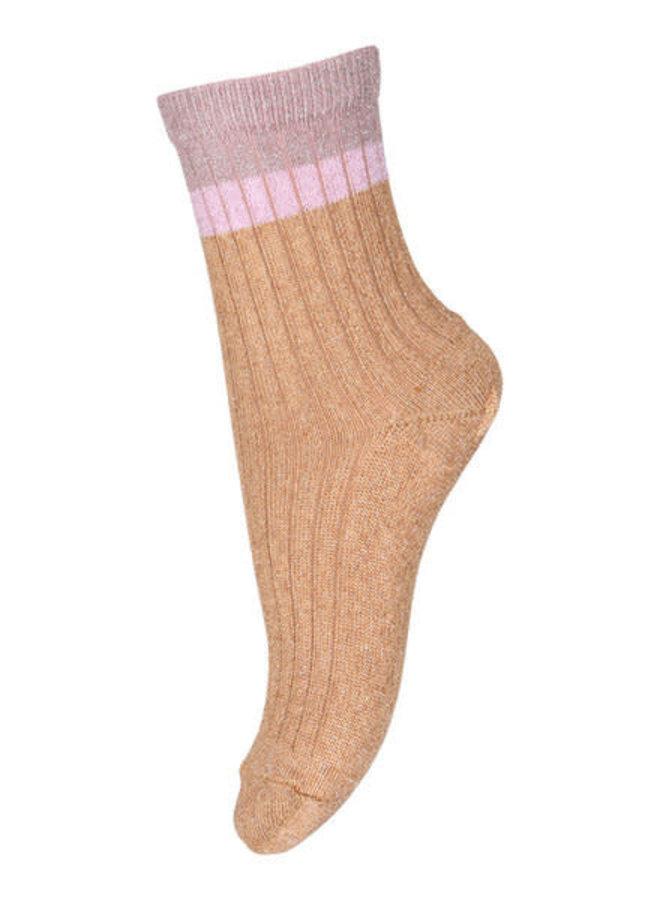 MP Denmark Norma glitter socks 4155