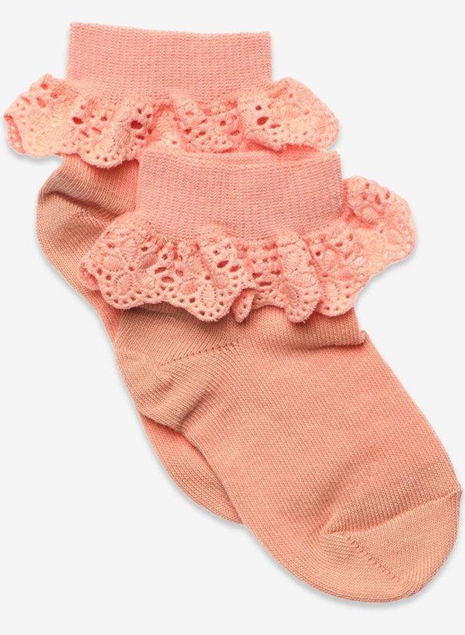 MP Denmark Filippa socks with lace 4272