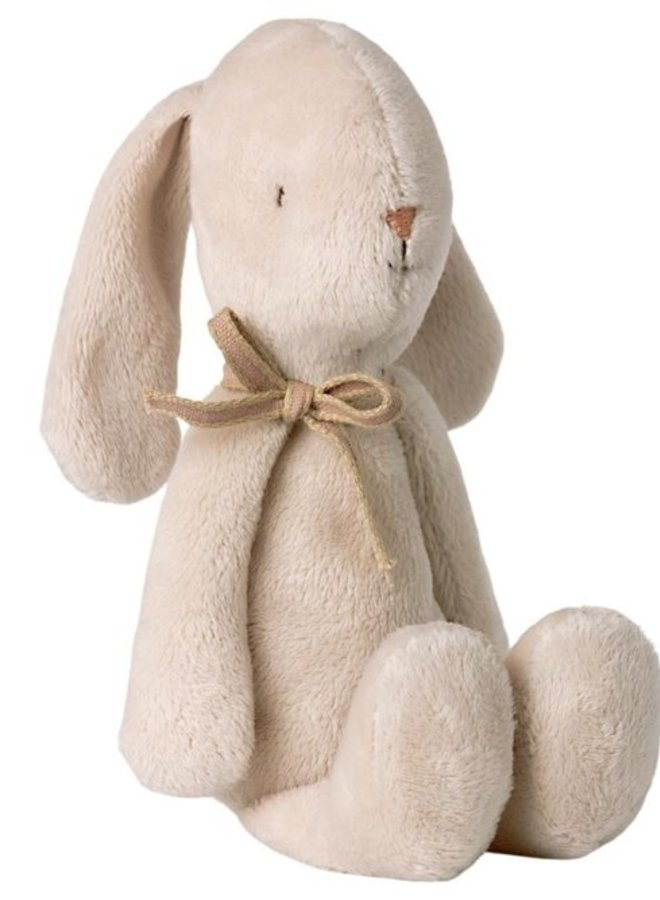 Maileg - soft bunny small off white