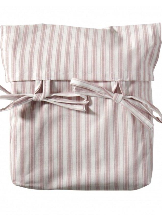 Oliver Furniture curtain for Seaside beds Rose stripe