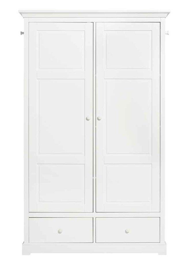 Oliver Furniture Seaside wardrobe 2 doors