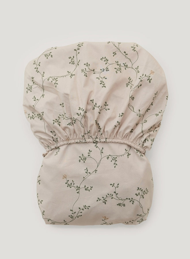 Garbo&Friends - Botany Junior Fitted Sheet 60x120