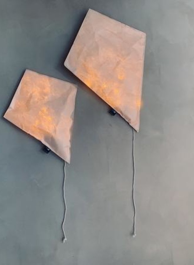 Ekaterina Galera lighting kite pink S