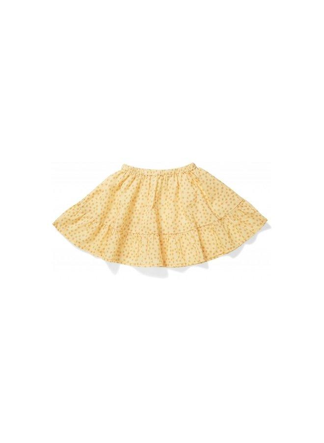 Konges Slojd Varda skirt Buttercup Yellow