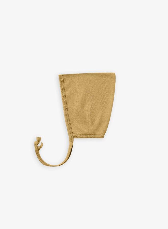 Quincy Mae- pixie bonnet gold