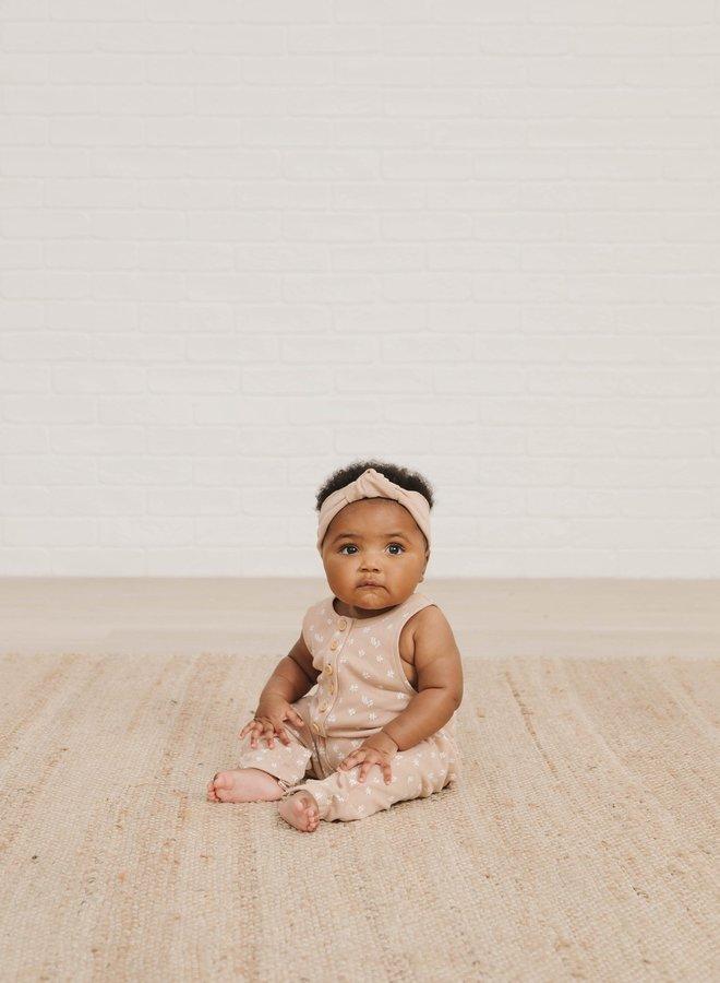 Quincy Mae - baby turban petal