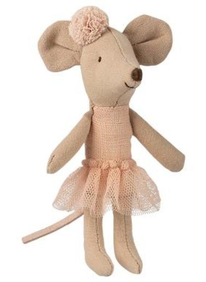 Maileg - Ballerina mouse litte sister