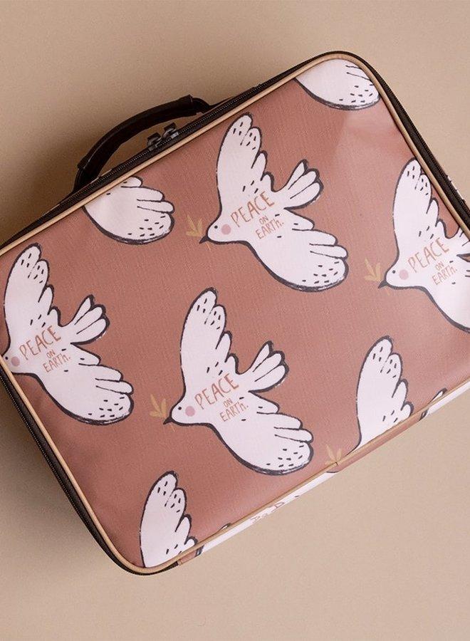 Studio Loco - bird suitcase