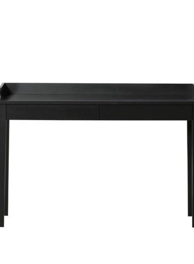 Oliver Furniture seaside console table black