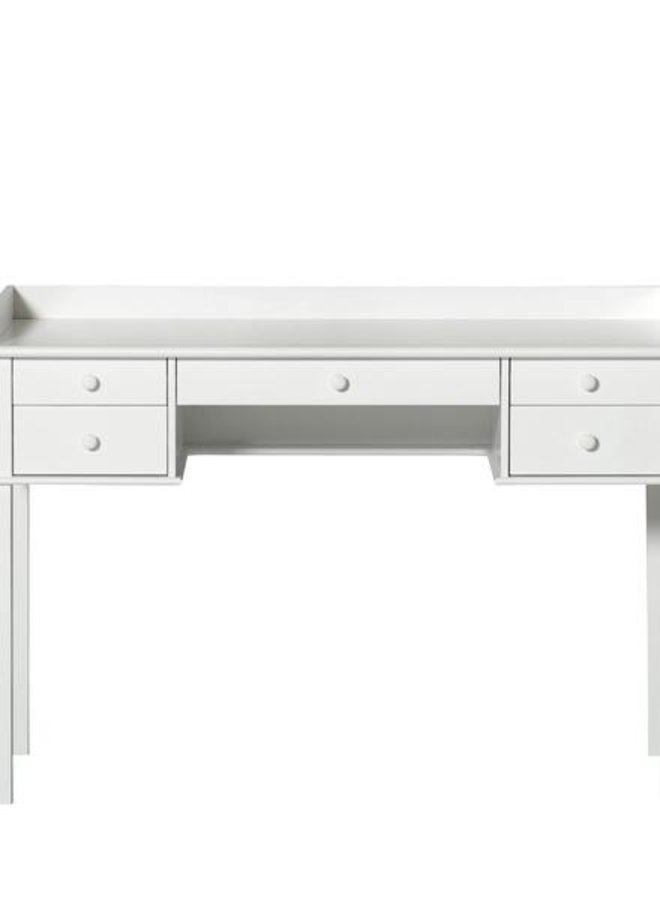 Oliver Furniture seaside office table white