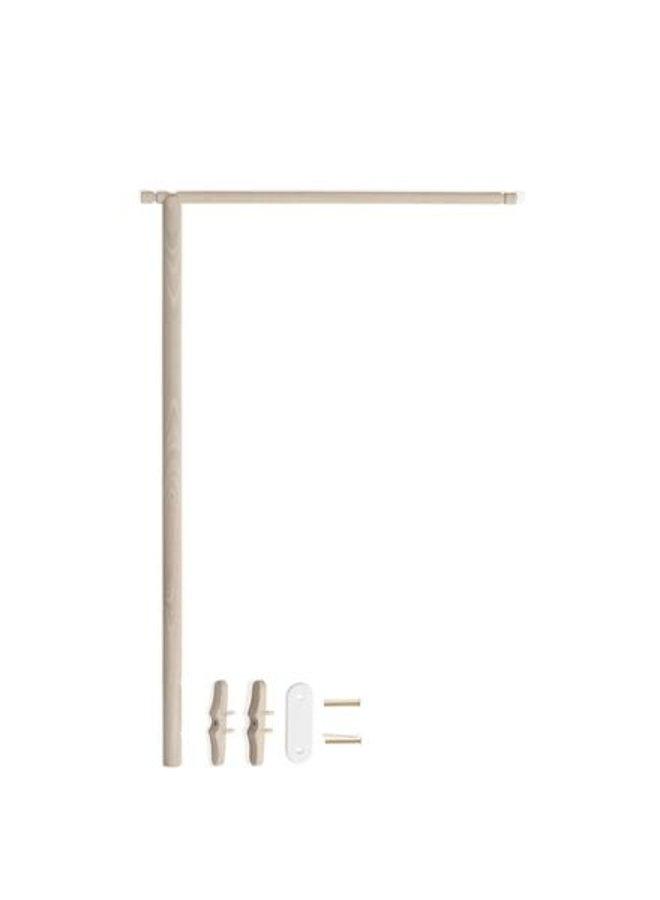 Oliver furniture Holder for Mini+ basic bed canopy & mobile, oak