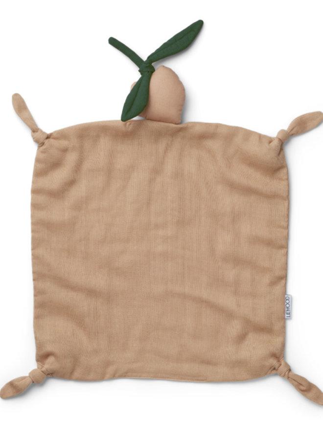 Liewood - Agnete cuddle cloth peach/peach
