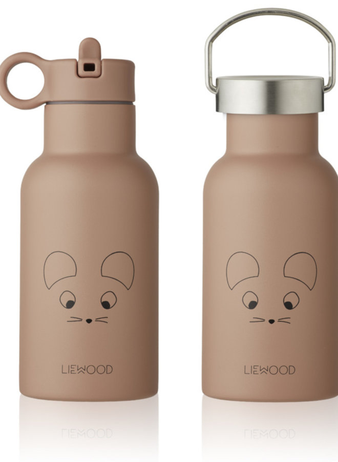 Liewood Anker water bottle mouse pale tuscany
