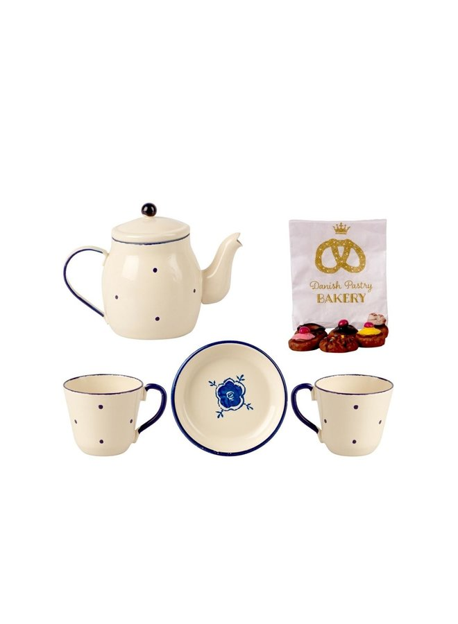 Maileg - Tea & biscuits for two