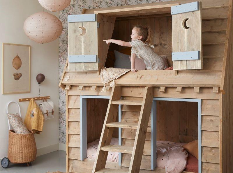 Een droom van een kinderkamer