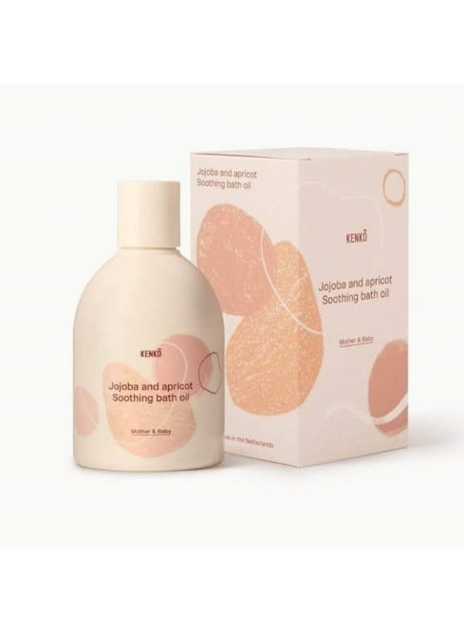 Kenkô - Bath Oil Baby