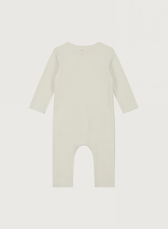 Gray Label - Baby Suit with Snaps, cream