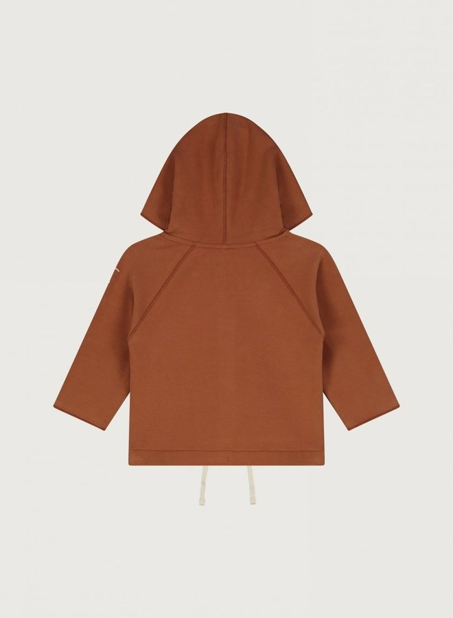 Gray Label - Baby Hooded Cardigan, autumn