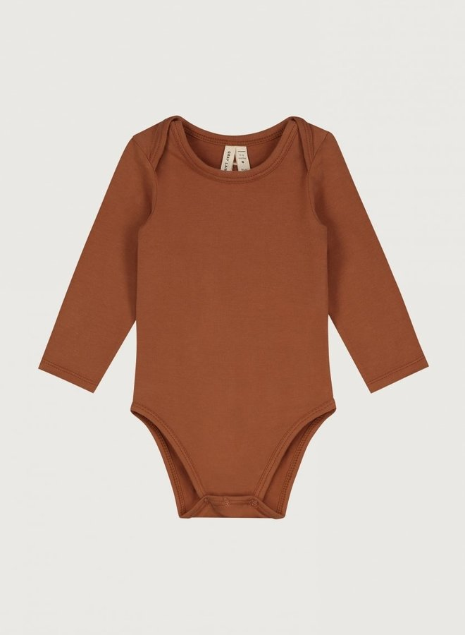 Gray Label - Baby L/S Onesie, autumn