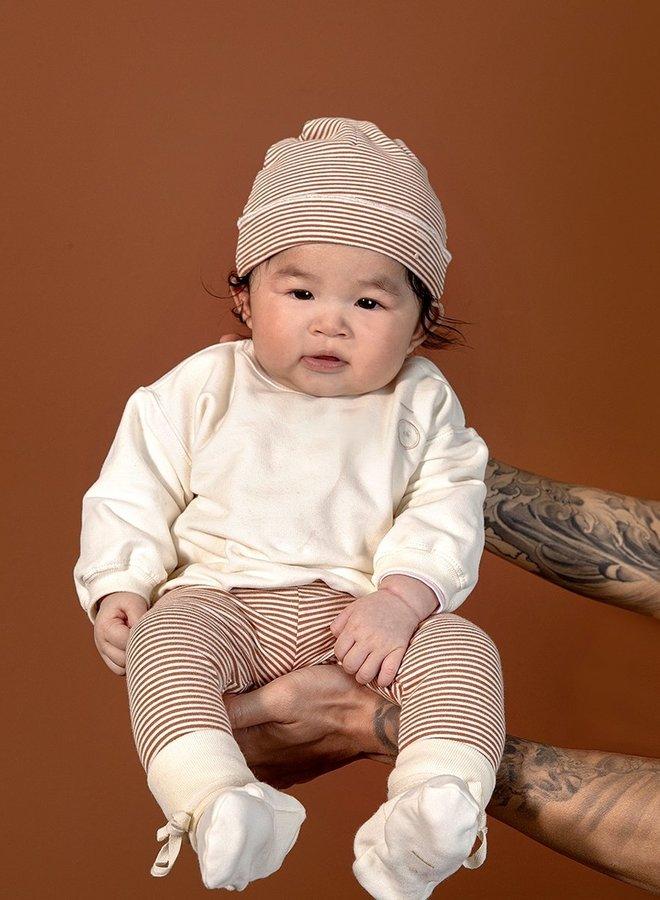Gray Label - Baby Beanie, autumn/cream