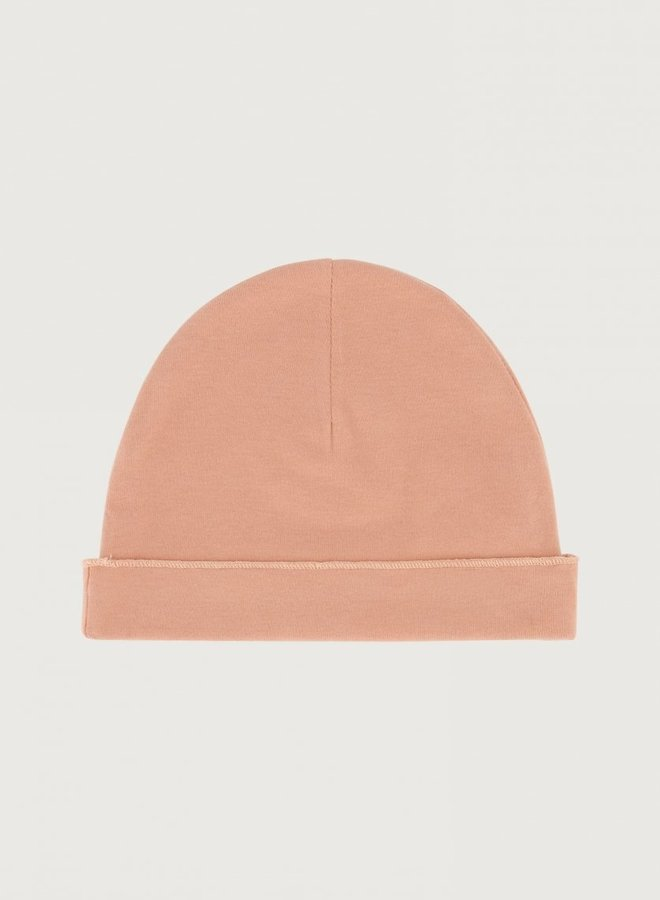 Gray Label - Baby Beanie, rustic clay