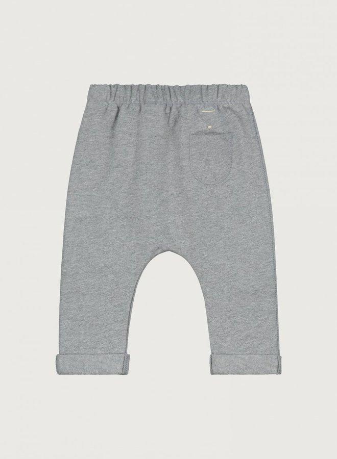 Gray Label - Baby Pants, grey melange