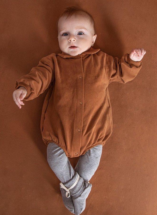 Gray Label - Baby Bodysuit, autumn