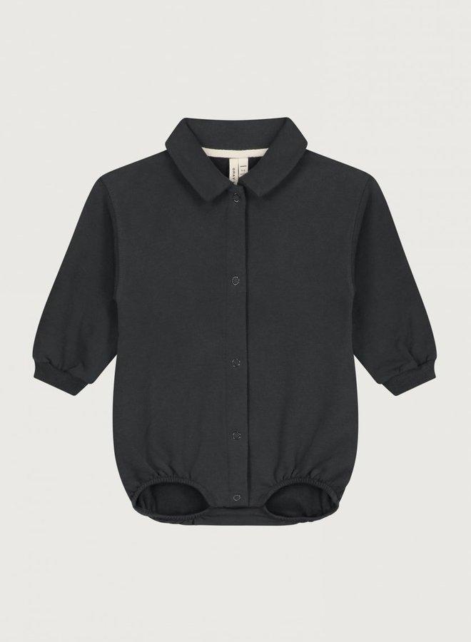 Gray Label - Baby Bodysuit, nearly black