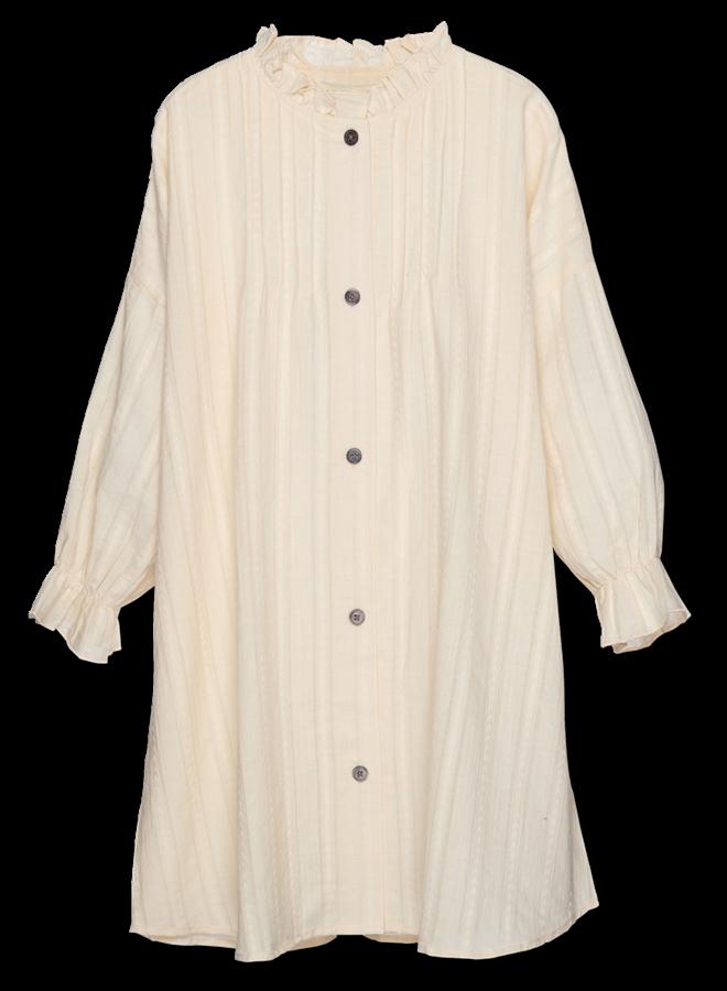 Wander & Wonder - Victoria Dress, pearl