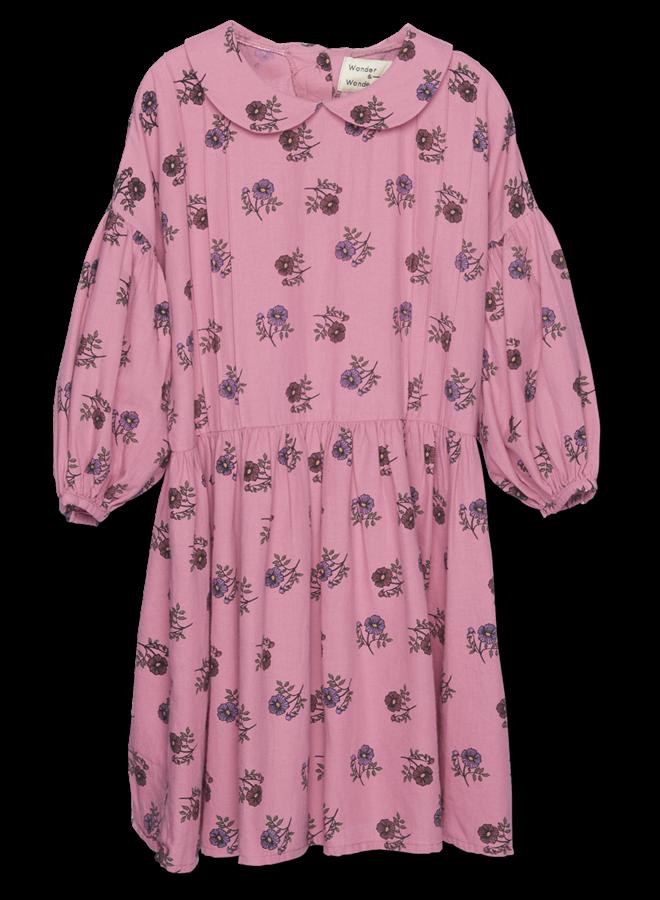 Wander & Wonder - Abigail dress, orchid rose