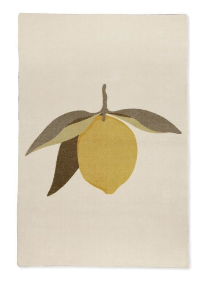 Konges Slojd - Rug, lemon
