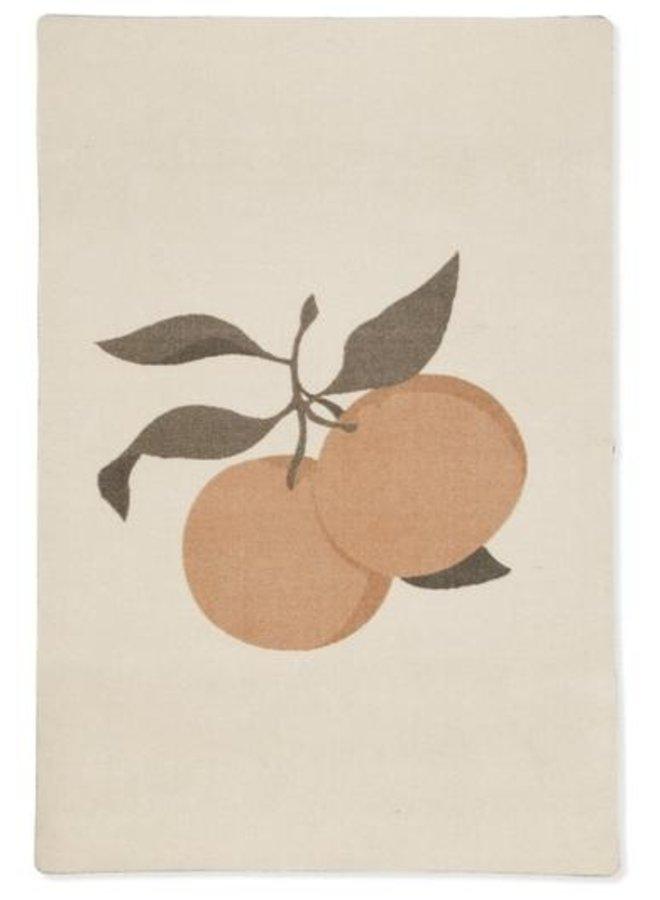 Konges Slojd - Rug, orange