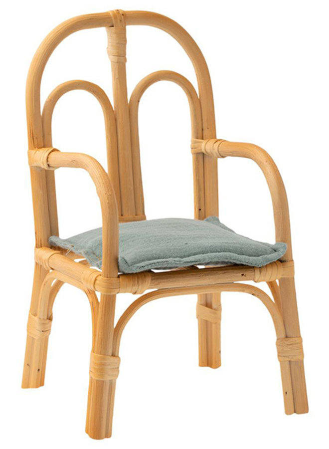 Maileg - Chair rattan, medium
