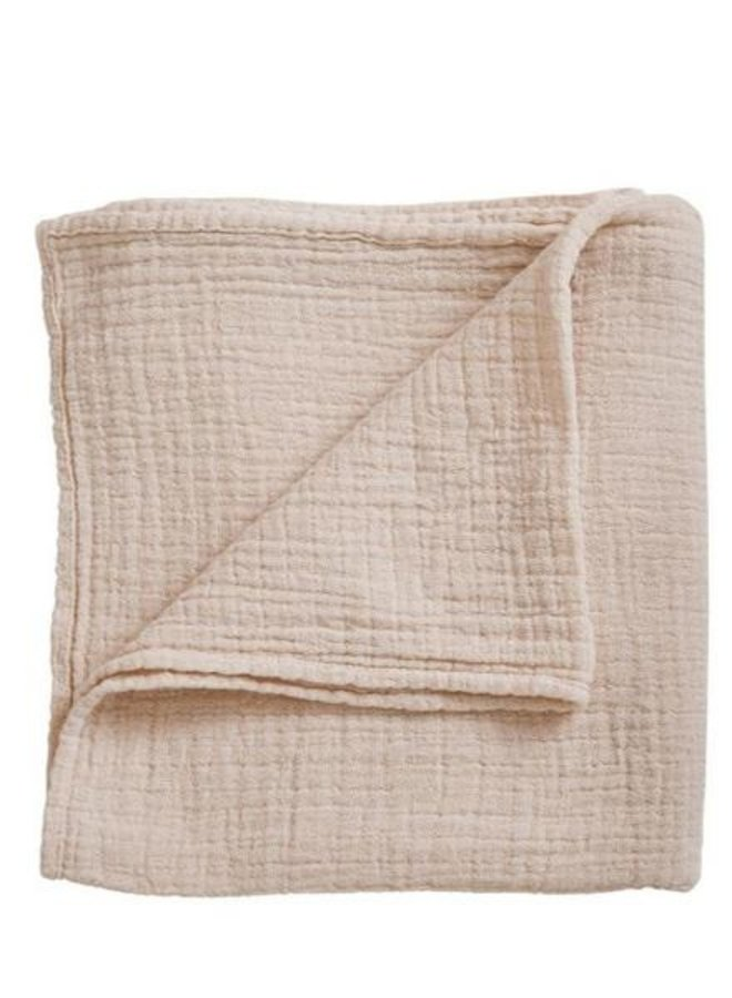 Garbo&Friends - Muslin swaddle blanket, eggshell