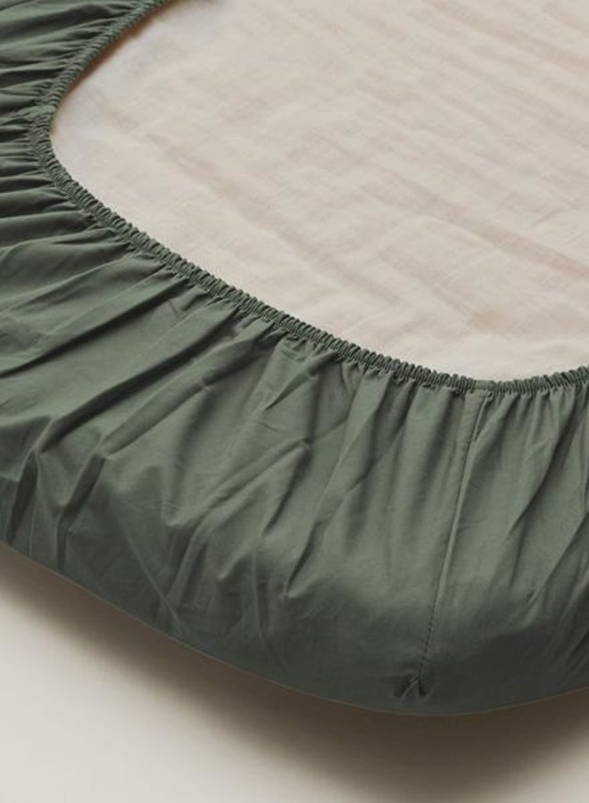 Garbo&Friends -  Forest Junior Fitted Sheet 60x120
