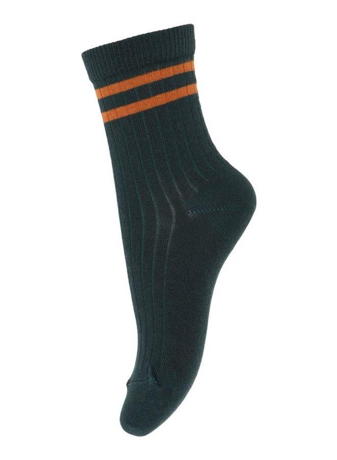 MP Denmark Benn socks 4254 Deep Forest