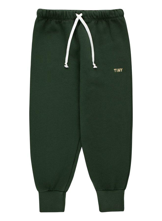 Tiny Cottons - Tiny Sweatpant, dark green