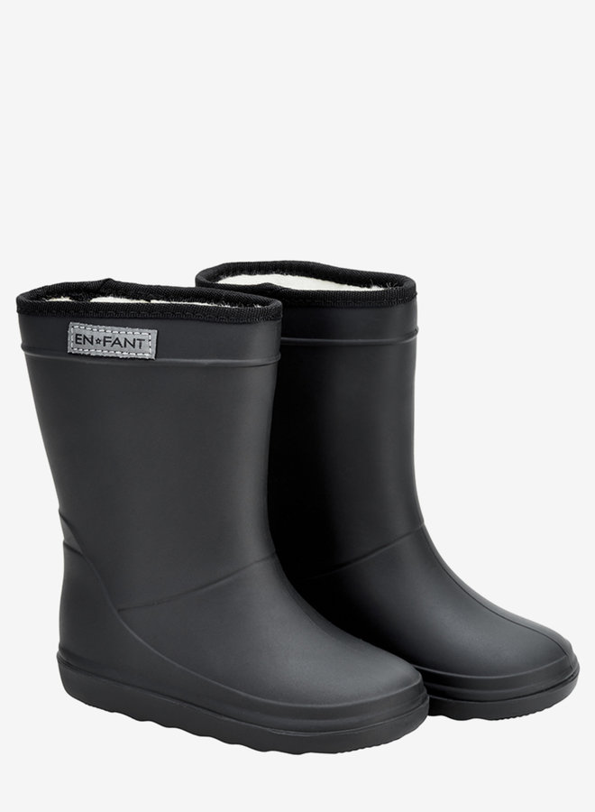 Enfant - Thermo Boots, black