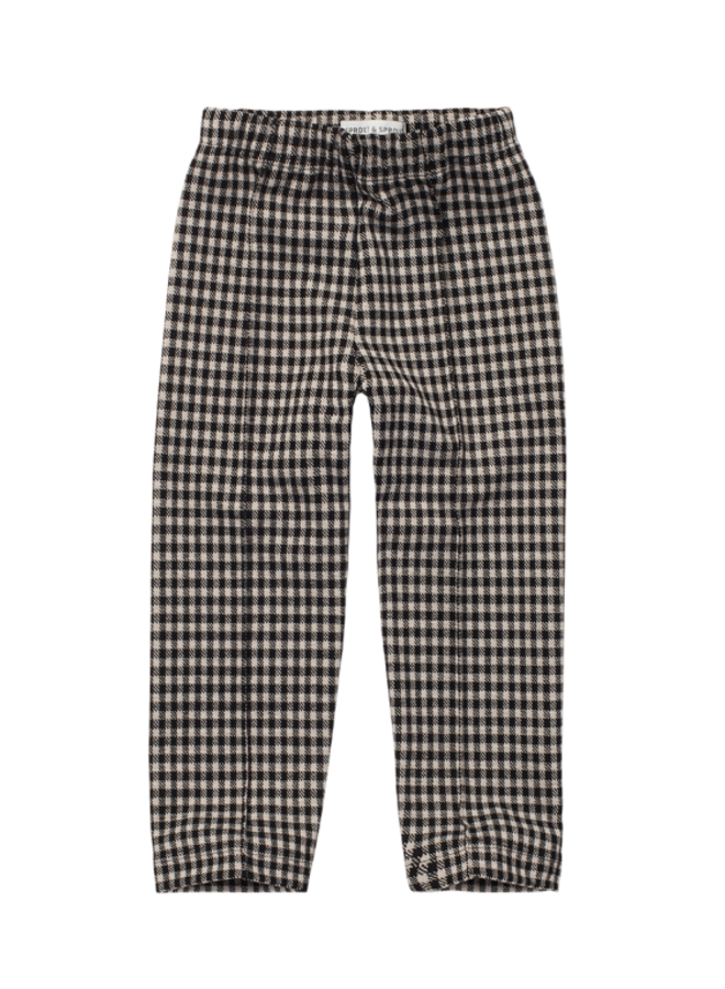 Sproet & Sprout - Pant Block Check