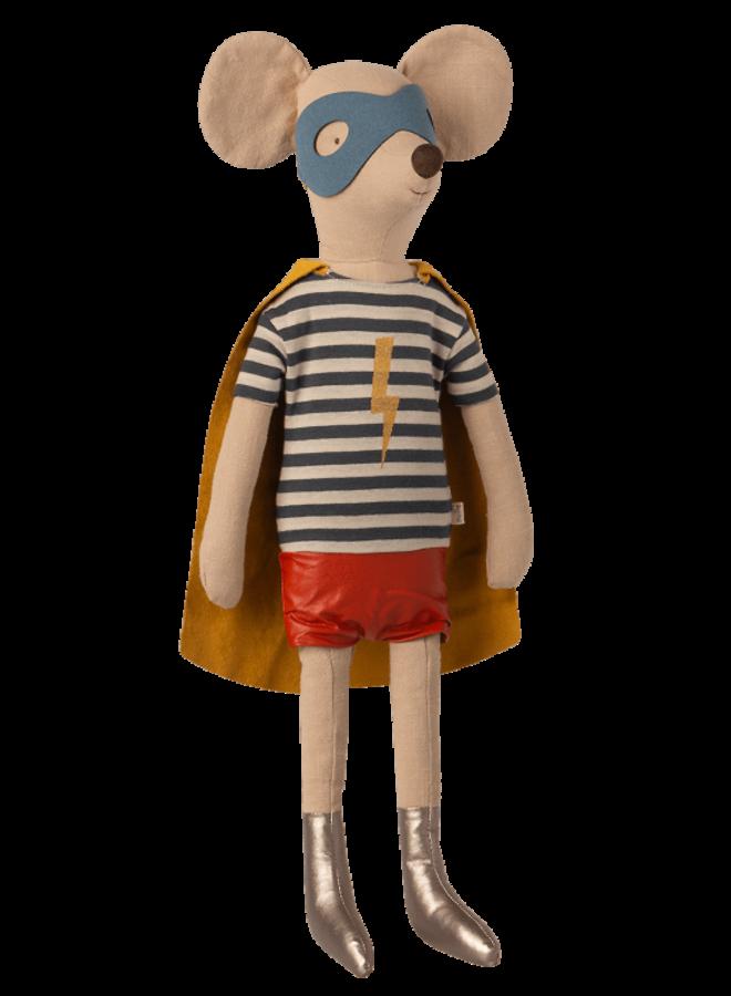 Maileg - Super hero mouse, maxi boy
