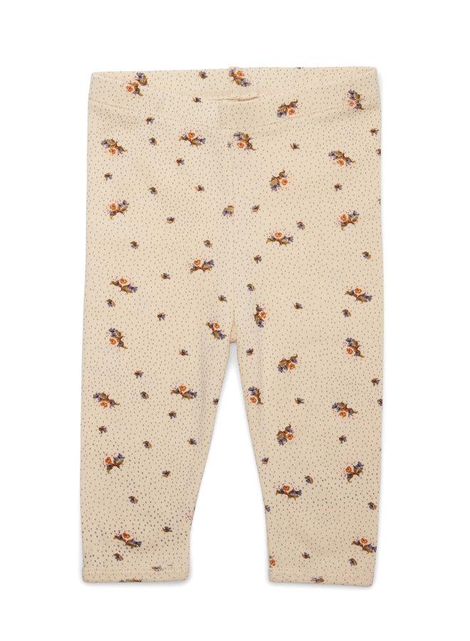 Konges Slojd - Newborn pants flower bouquet