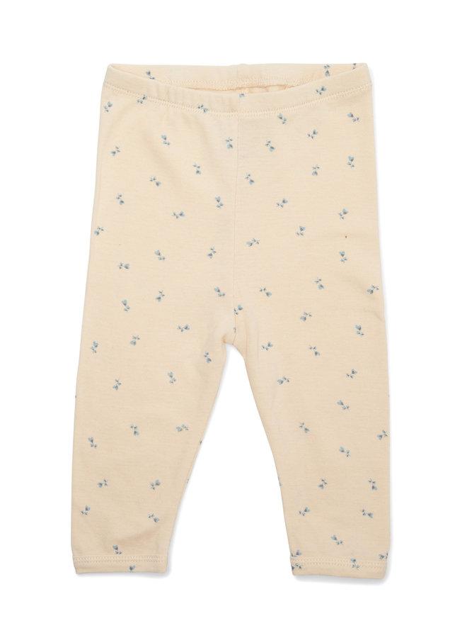 Konges Slojd - Newborn pants petit bisou blue