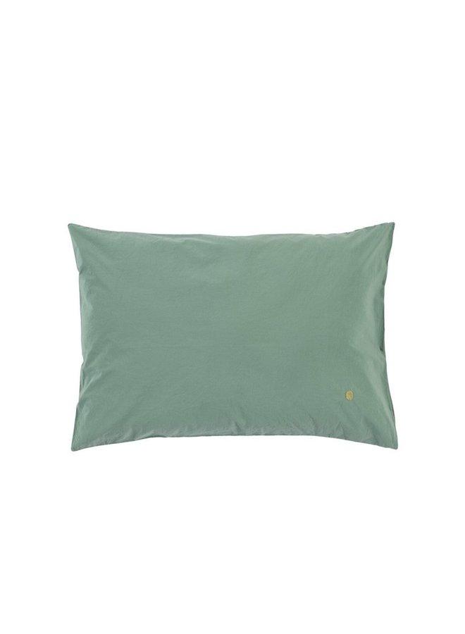 La cerise sur le gateau kussensloop celadon 50x70