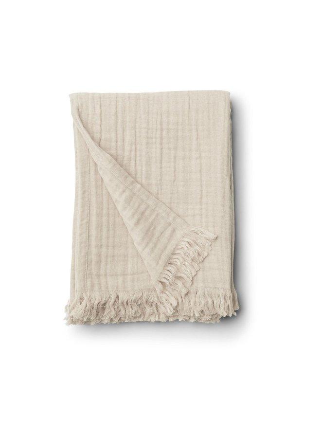 Liewood - Magda Muslin Blanket, sandy