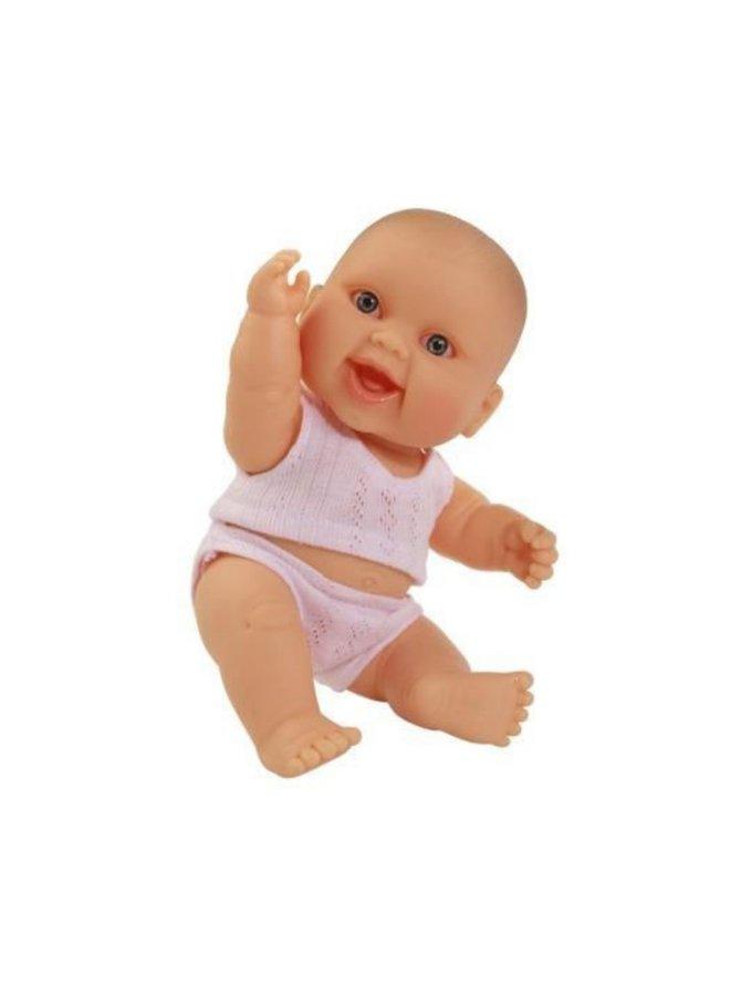 Pop Puppegie - meisje met ondergoed