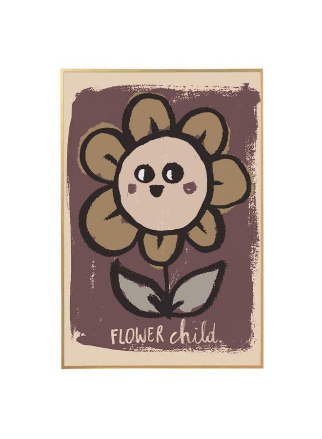 Studio Loco - Flower Poster 50x70cm
