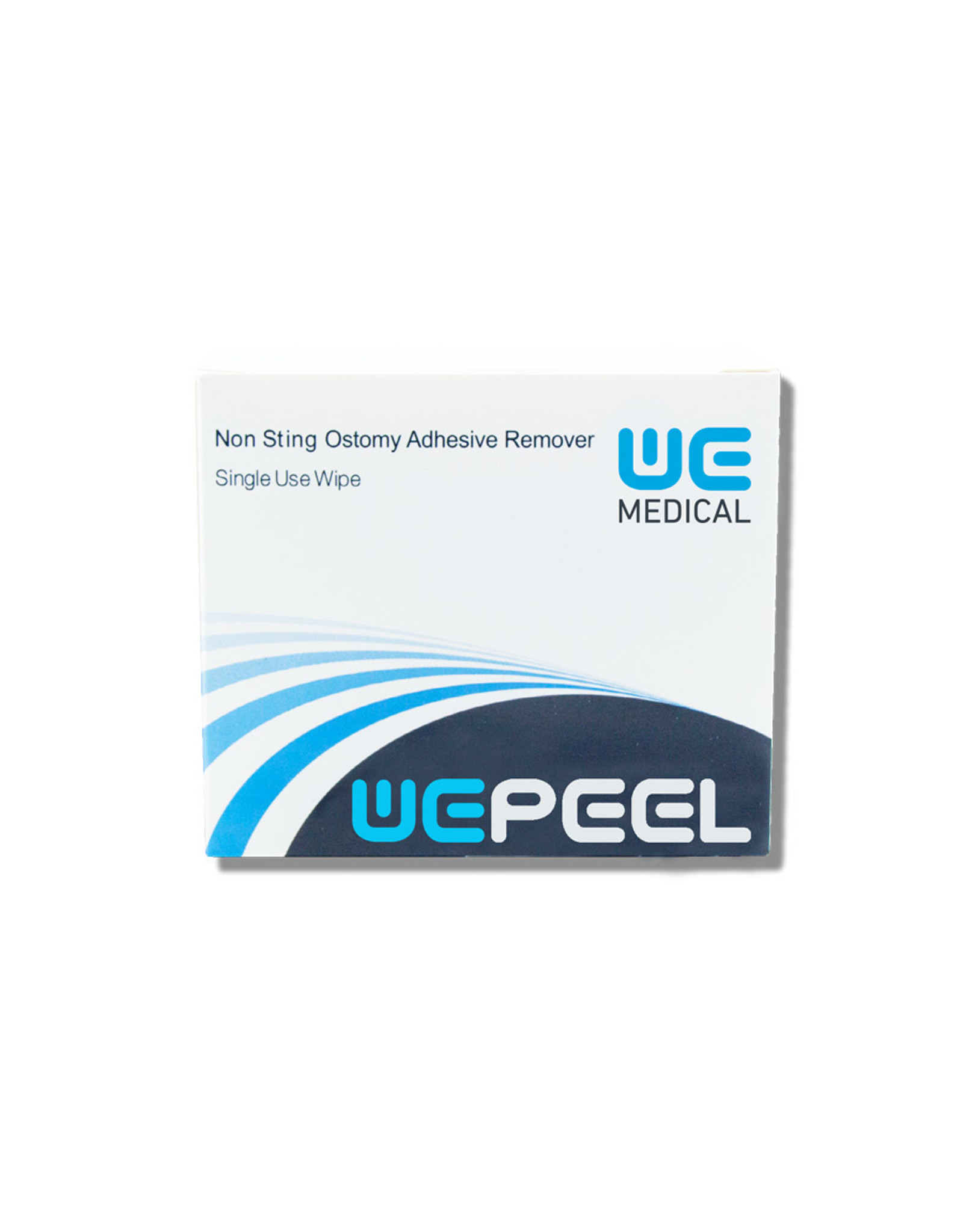 WE Medical WE peel adhesive remover wipes 30 st