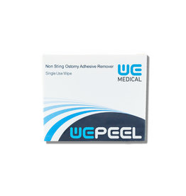 WE Medical WE peel adhesive remover wipes 30 st