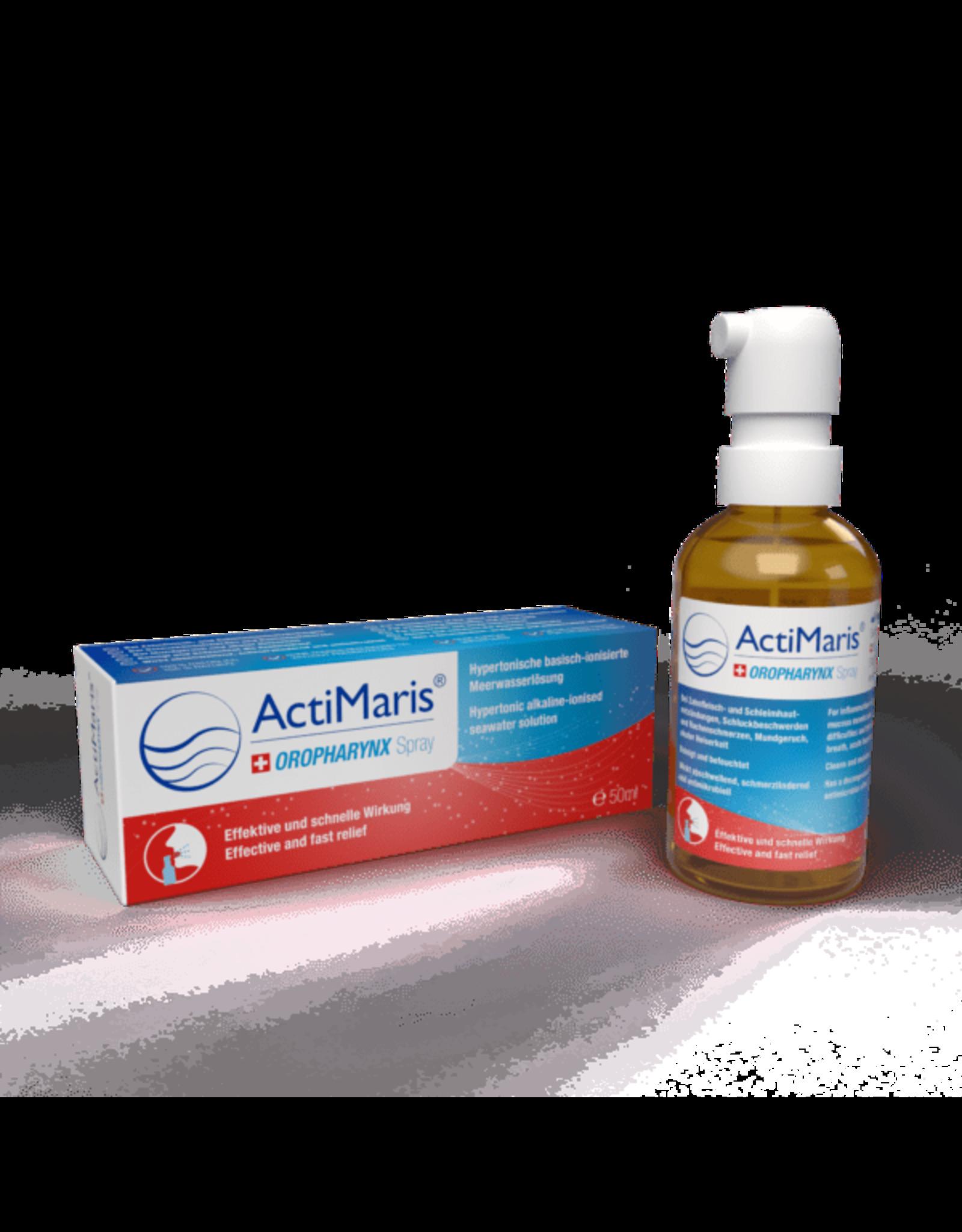ActiMaris ActiMaris® OROPHARYNX spray
